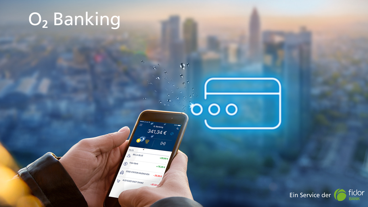 218f9bd8b5 Telefonica Launches Germany s First Mobile-only Banking Service