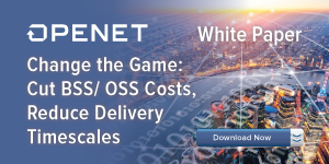 Change the Game: Cut BSS/ OSS Costs, Reduce Delivery Timescales
