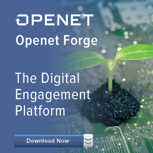 Openet Forge - The Digital Engagement Platform