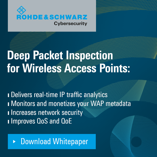 Whitepaper: Deep Packet Inspection for Wireless Access Points. Analyze. Control. Secure.