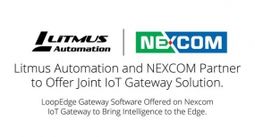 Litmus Automation, NEXCOM Partner to Offer Joint IoT Gateway Solution