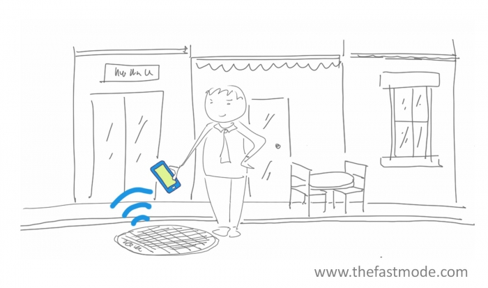 Manholes as Base Stations - Who Would Have Thought of That?