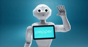 Softbank Partners Sprint to Market Pepper Robot in the US