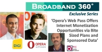 Opera's Web Pass Offers Service Providers Internet Monetization Opportunities via Bite Sized Plans and Sponsored Data