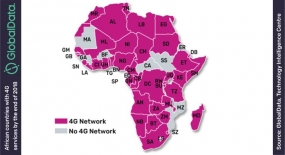 Close to 80% of African Countries to Offer 4G Services by EOY 2018, says GlobalData
