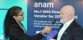 GSMA WAS#9: Brian D'Arcy of Anam on How A2P SMS Security Enhances Monetization for Mobile Operators