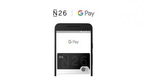German Mobile Bank N26 Offers Google Pay to Customers in Belgium, Ireland, Slovakia and Spain