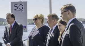 Nordics Countries to Collaborate on 5G and Digitalization