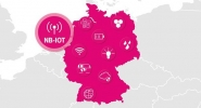 Deutsche Telekom Launches NB-IoT Service Packages Combined with Cloud IoT Platform
