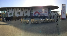 MWC Barcelona 2016 - The Sights and Scenes from Fira Gran Via