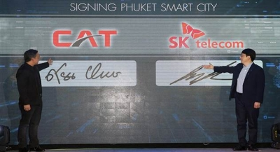 SK Telecom to Help Thailand's CAT Telecom to Deploy LoRa-based IoT Networks