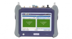 VIAVI Intros Handheld Network Tester for 5G and Remote PHY Technologies