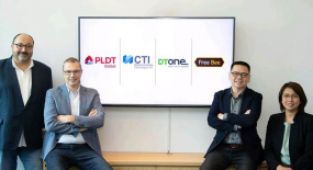 PLDT Enables Mobile and Data Top-Ups for Families by Overseas Filipinos