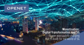 Digital Transformation and 5G - A New Approach to Charging That is Ready for the World of 5G