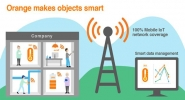 Orange First to Launch E2E Mobile IoT Services in Belgium