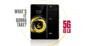 Sprint to Debut LG V50 Smartphone and HTC 5G Hub on May 31st with 5G Launch in 4 Cities