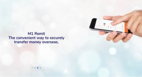 Singapore's M1 Launches Enhanced Digital Mobile Remittance Service