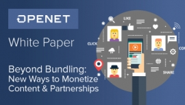 Beyond Bundling: New Ways to Monetize Content and Partnership