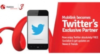 Mobilink Pakistan Offers Twitter Pulse Sponsored Data Service