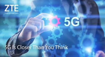 ZTE, Chine Mobile to Develop Six 5G Use Cases