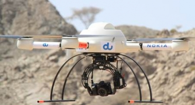 Nokia Showcases Safe Drone Operations in Dubai Leveraging 4G LTE