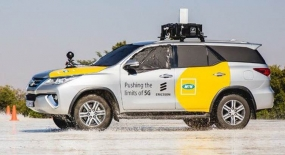 MTN SA, Ericsson Showcase 5G Mobility - 1.6Gbps with 5ms Latency in a Moving Vehicle