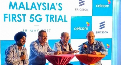 Malaysia's Celcom Achieves 18Gbps in 5G Trial
