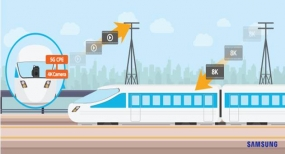 KDDI, Samsung Showcase 1.7Gbps in 5G Demo on Train Moving at over 100km/h
