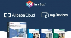 myDevices Partners Alibaba Cloud to Launch Turnkey IoT Solutions in China