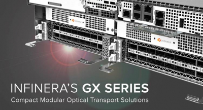 Infinera Unveils Expansion of GX Series Transport Platform to Cater for 5G and Cloud-based Networking