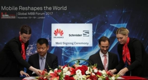 Huawei, Schréder's New Shuffle Site Helps Operators Deploy Small Cells Integrated Urban Light Poles