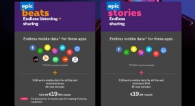 Proximus Launches 'Epic' for Millennials - Unlimited Social Networking and Music Streaming
