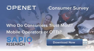 Who Do Consumers Trust Most? Mobile Operators or OTTs?