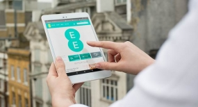 EE Unveils New Own-Brand 4G 'JAY' Tablet