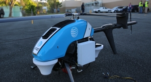 AT&T's 'Flying COW' LTE-connected Drones Provide Emergency Cellular Service in Puerto Rico