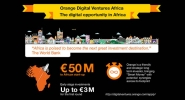 Google Partners with Orange Group to Co-Invest in EMEA Startups