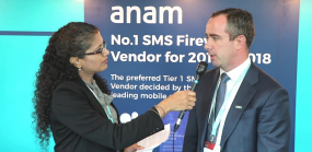 Anam's Chairman Darragh Kelly on Company Growth, A2P SMS Security and GSMA's WAS#9
