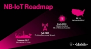 T-Mobile US to Roll Out Nationwide NB-IoT and LTE Cat-M Network in 2018