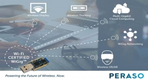 Peraso Launches WiGig Chipset for PTMP Applications