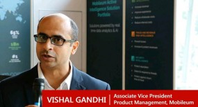Vishal Gandhi of Mobileum on SMS, RCS and APIs