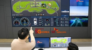 SK Telecom Deploys 5G in K-City for Self-Driving Cars