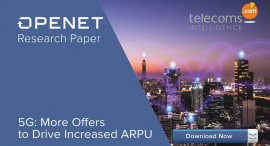 Digital BSS: Increasing 5G ARPU with Innovative 5G Offers