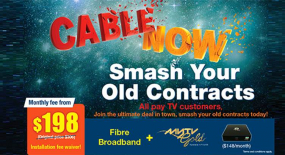 Hong Kong's HKBN Launches Dual-play OTT TV and Fiber Broadband Bundle