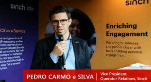 Pedro Carmo e Silva of Sinch on the Importance of Rich Messaging in Driving Customer Engagement