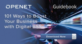e-Book : 101 Ways to Boost your Business with Digital BSS