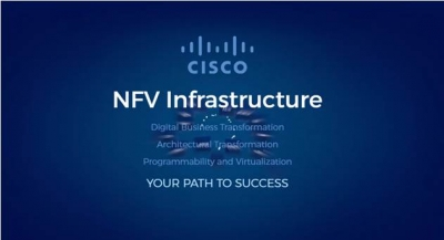 NTT East Japan Adopts Cisco Full-stack ETSI-compliant NFV Solution