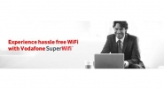 Vodafone India Launches Managed WiFi Service for Enterprises