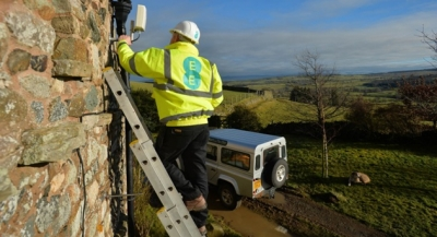 EE Launches 4G Outdoor Antenna for Rural Broadband