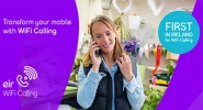 Ireland's eir Launches WiFi Calling Service