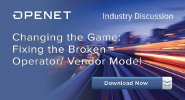 Changing the Game: Fixing the Broken Operator/ Vendor Model